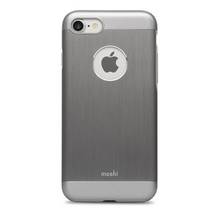 Moshi Armour - Etui aluminiowe iPhone 7 (Gunmetal Gray)